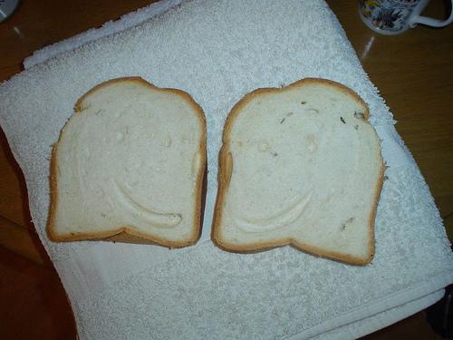 happy sliced bread
