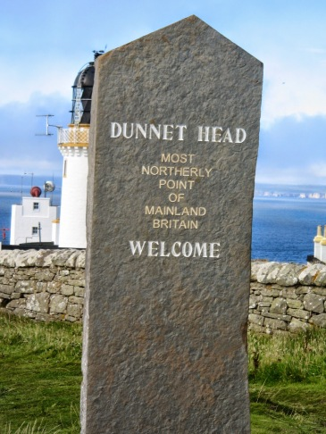 Dunnet head stone